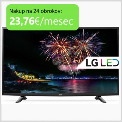 LED TV 49 LG 49LH510V